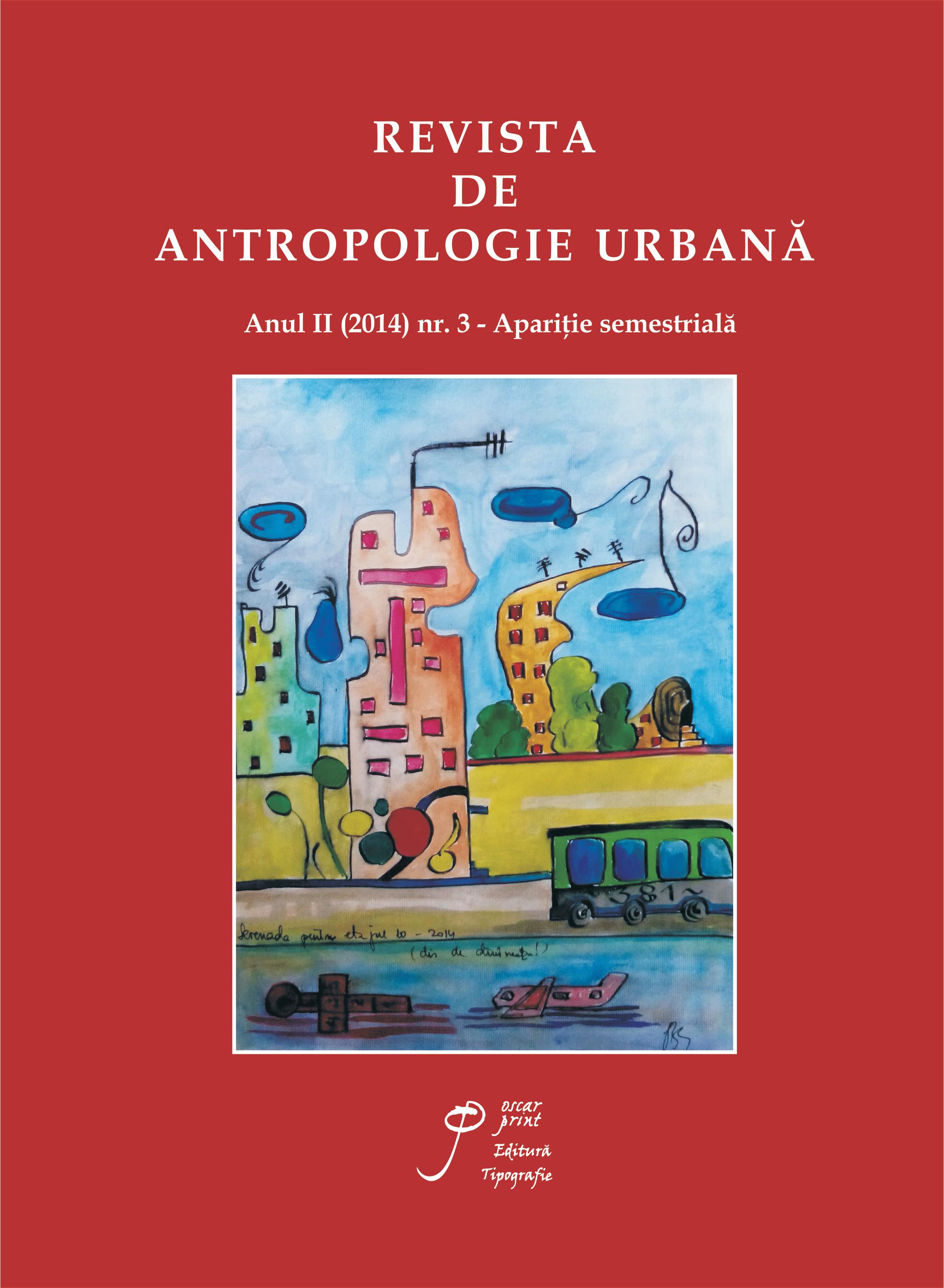 Revista de Antropologie Urbană Nr.3
