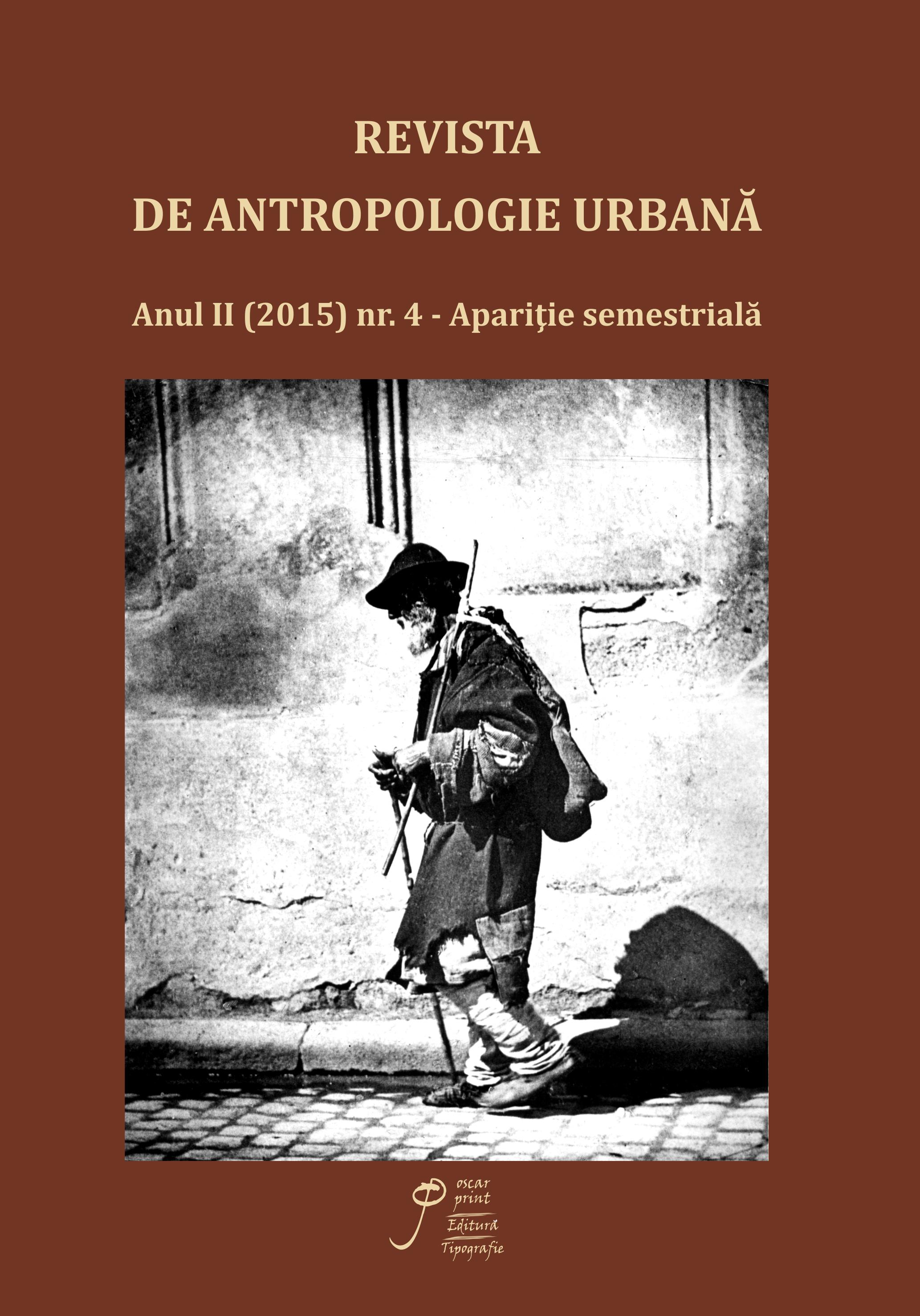 Revista de Antropologie Urbană Nr.4
